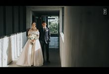 Wedding Video of Satya & Erika by Bernardo Pictura