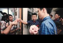 Kee & Mai SDE Highlights  Singapore Chinese Wedding Cinematography by PaperFilm Studios