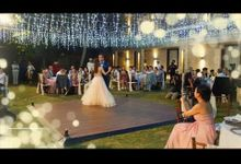 The Wedding Of Kevin and Vivian by universal party solution