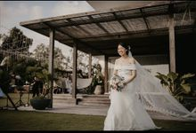 Roy & Lynette Wedding Movie at Noku Beach House by AKSA Creative