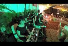 GLO Band Bali at Bali Nusa Dua Convention Center by GLO Band Bali