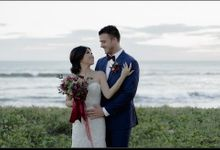 Matthew & Felicia Wedding Movie at Phalosa Villa Seminyak Bali by AKSA Creative