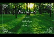 "Save the date video for Neil and Taylor by Studio 461 - ""Save the date"" Video Invitation"