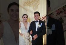 The Wedding Of Andrew & Calista by Finest Organizer