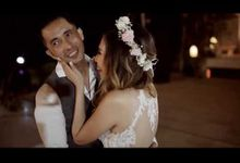 Plenilunio Villa uluwatu - Oskar & Yelly Wedding by Arya Wedding Films