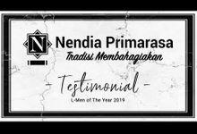 Testimoni Artis by Nendia Primarasa Catering