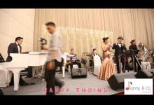 Wedding of Stephan & Stepahanie by Hanny N Co Orchestra