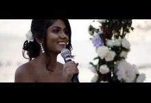 The Wedding of Bernard and Damini at Shangri-La Rasa Sentosa Resort and Spa Singapore by Terry & Sylvia