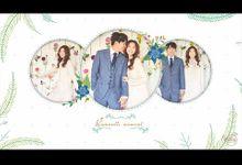 Prewedding Shoot Wedding Album Montage - Spring Blossom by The Wedding Montage