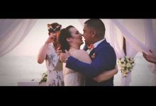 Kylie & Jan - The Wedding - Trailer by I Love Bali Photography