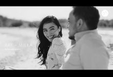 Ray Zulham & Milka Anisa Pre-wedding Menjangan by Venema Pictures
