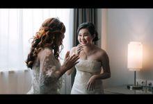 Video Klip Wedding Ricky & Dessy at Sense by GoFotoVideo