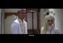 Cinematic Wedding Of Lia & Kamil by Arthfael Studio