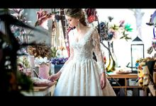 BTS Wedding Gown Collection by Cang Ai Wedding