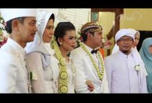 PRIDE Work Highlight on Radiktya & Yora Wedding by PRIDE Organizer