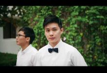 Poh Sien & Wei Ting - Wedding Actual Day by Terry Lee