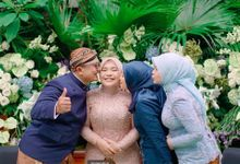 Siraman Pengajian Midodareni Ines & Ibrahim by Warna Project