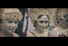 Wedding Batur & Ai by BaliBento Digiart