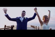 Wedding video of Sash & Kate by THL Photography