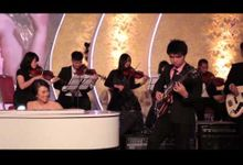 Full Big Band Orchestra by Divo Music by Mosandy Esenway management