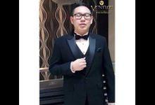 Review Tuxedo Mr. Vincensius Dari Pelembang by Ventlee Groom Centre
