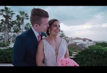 wedding day at Dreams Playa Mujeres golf and spa Resorts by My Love Films