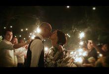 Kevin & Evy Bali Wedding by Lentera Production