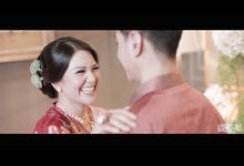 Karissa Sjawaldy & Mahendra Saad Engagement Day by Unlimited Motion