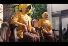 Javanese Wedding Culture Day 1 of Karina and Kresno by O'Art Cinema