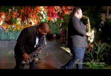 Feat. Saxx In The City Apurva Kempinski Bali by Joshua Setiawan Entertainment