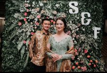 Engagement Teaser of Saras & Faldo by Alexo Pictures