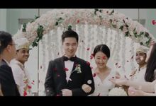 WEDDING OF  XIAOMING WANG  & YUCHEN  YANG by Renaya Videography