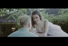 The wedding video of Dima & Diana by Bali Eve Wedding & Event Planner