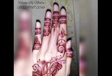 Henna Maroon By Nadia by Henna By Nadia