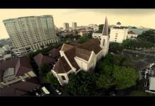 christa and bryant - tying the knot by YGP|FILMS