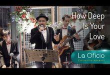 Intimate Wedding of Laras & Wira at Suasana Restaurant by La Oficio Entertainment