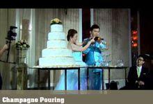 Wedding of Yaohui & Huiting by Bi-lingual Female Emcee Sharlyn Lim