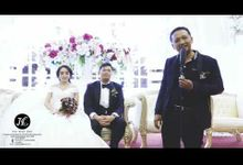 Testimony Ari & Michelle by JCL FOTO BRIDAL SALON