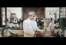 Yogi & Beby Wedding Highlight Cinematography by Dfleur Photography