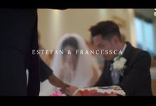 Estefan & Francessca Wedding Film by Blu Motion Art
