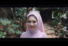 Video Wedding Cinematic ||  Christie & Rifai by Trickeffect
