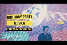 Birthday Party of Jessica (Indonesia) by DJ PID
