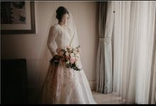 Fredy & Inge Wedding Movie at Soehanna Hall by AKSA Creative