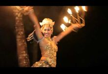 Villa Sanctuary - 20 June 2015 by Bali Fire Dancers