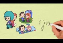 Paket Story - Video Animasi Pernikahan by Animated Video