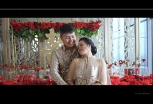 GRACE & HANS Engagement Highlight by 90STUDIO Indonesia
