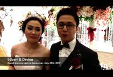 Testimonial By Edbert & Devina by Erwin Wong Entertainment