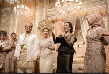 Riezky & Allya Wedding at Jakarta Convention Center by AKSA Creative