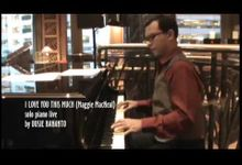 Solo Piano at Sheraton Surabaya Hotel & Towers by DUSIE - The Solo Pianist