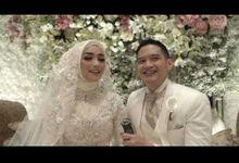 Rezky Aditya & Citra Kirana by InterContinental Jakarta Pondok Indah